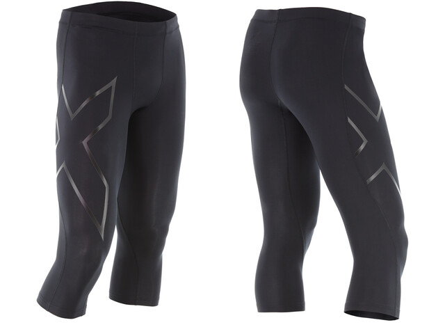 2XU Compression 3/4 Mallas Hombre, black/nero